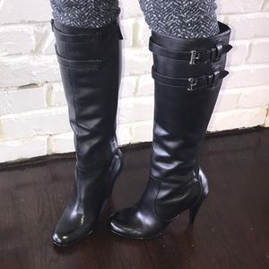 Shoes - Cole Haan Nike Air Jalisa Black Boots 8
